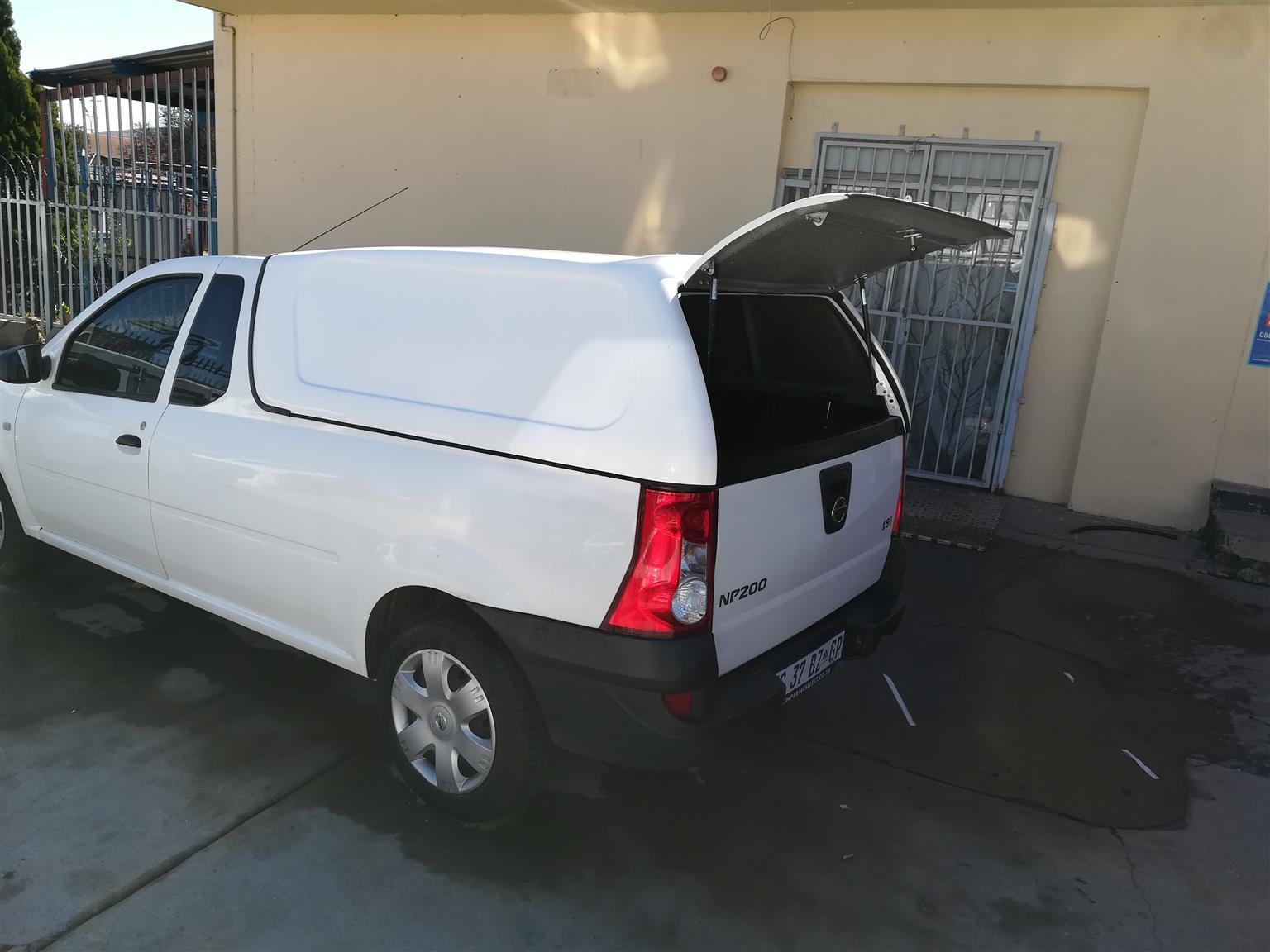 2019 Nissan NP200 Brand New Gc Blindside Bakkie Canopy for sale!!