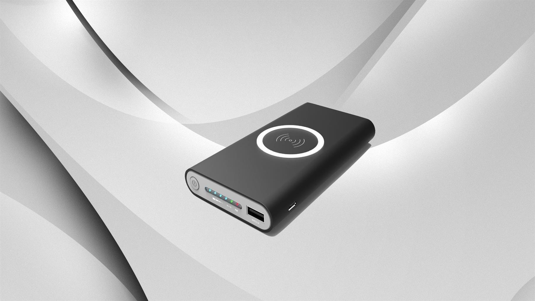 Needsbay.co.za : Wireless Charging Power Bank