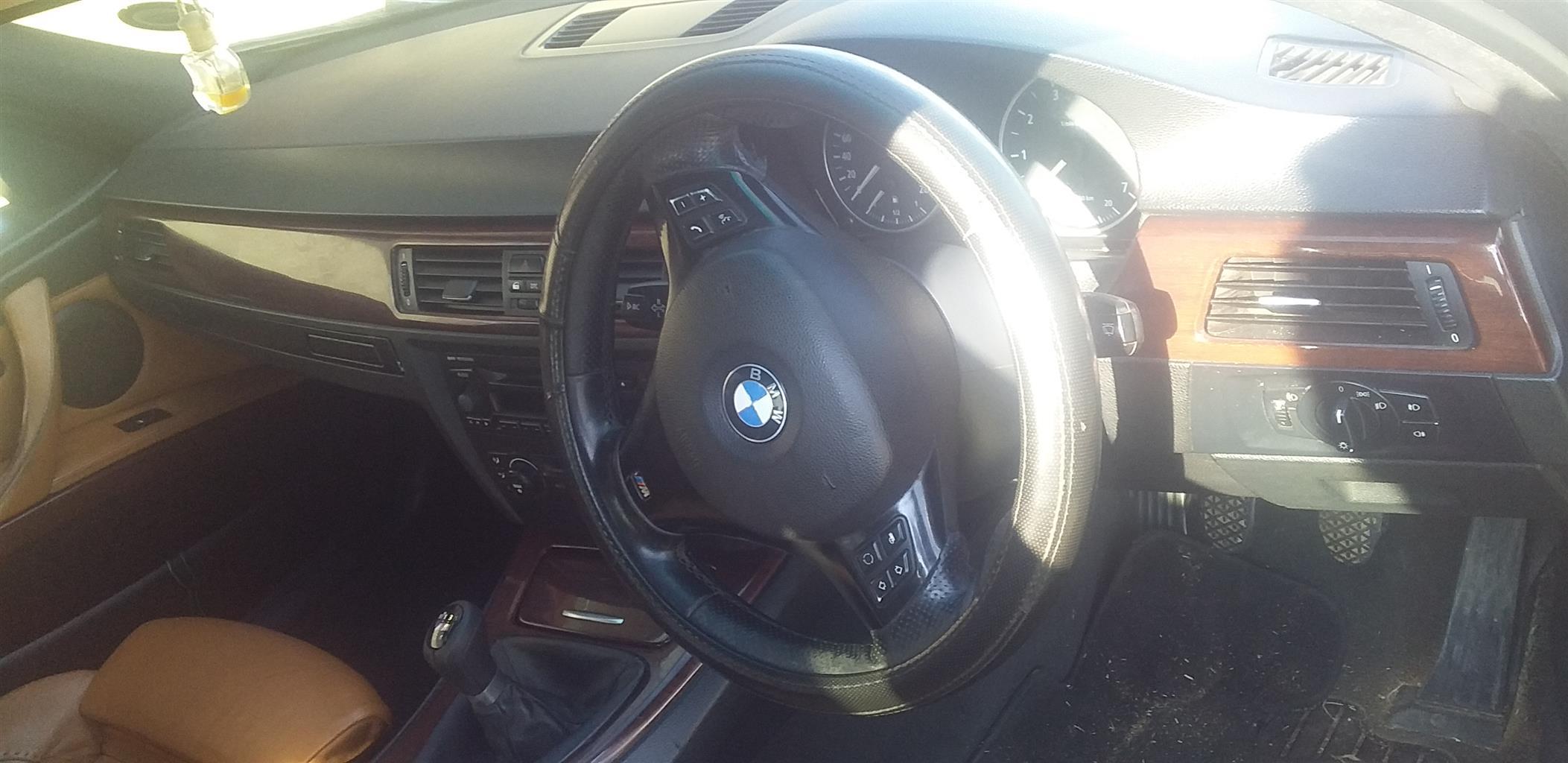 2006 BMW 3 Series sedan 320i AT (G20)
