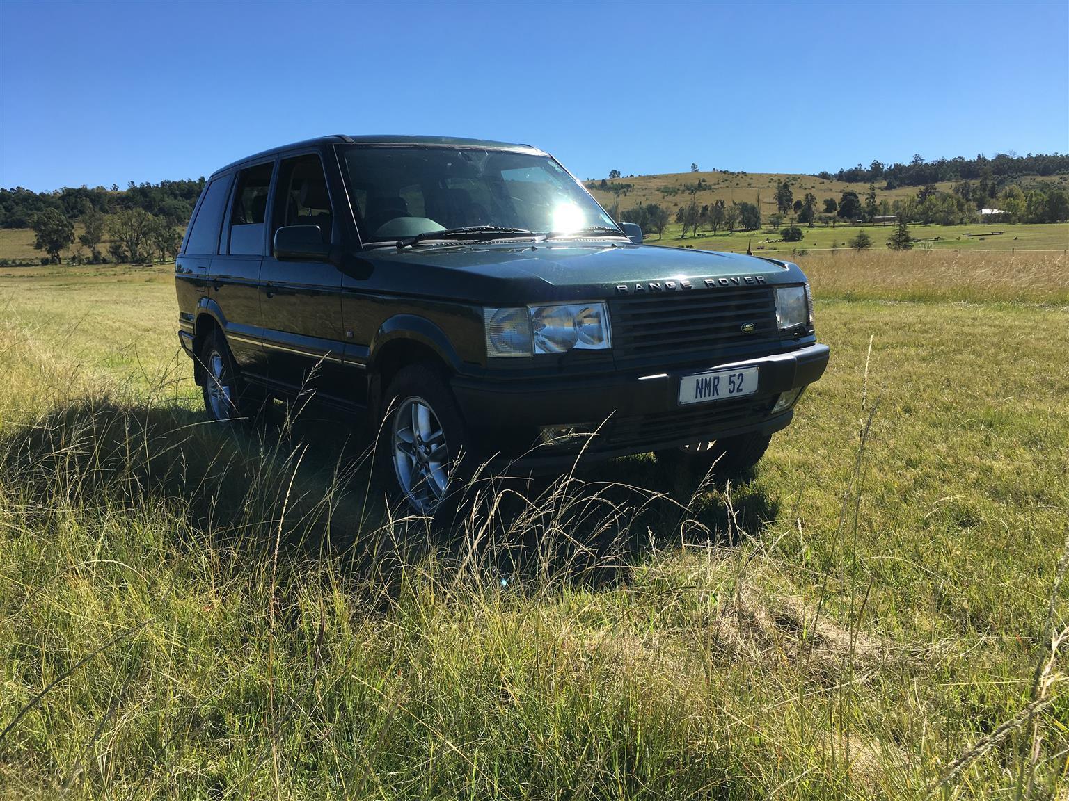 2001 Land Rover Range Rover V8 Vogue   Junk Mail