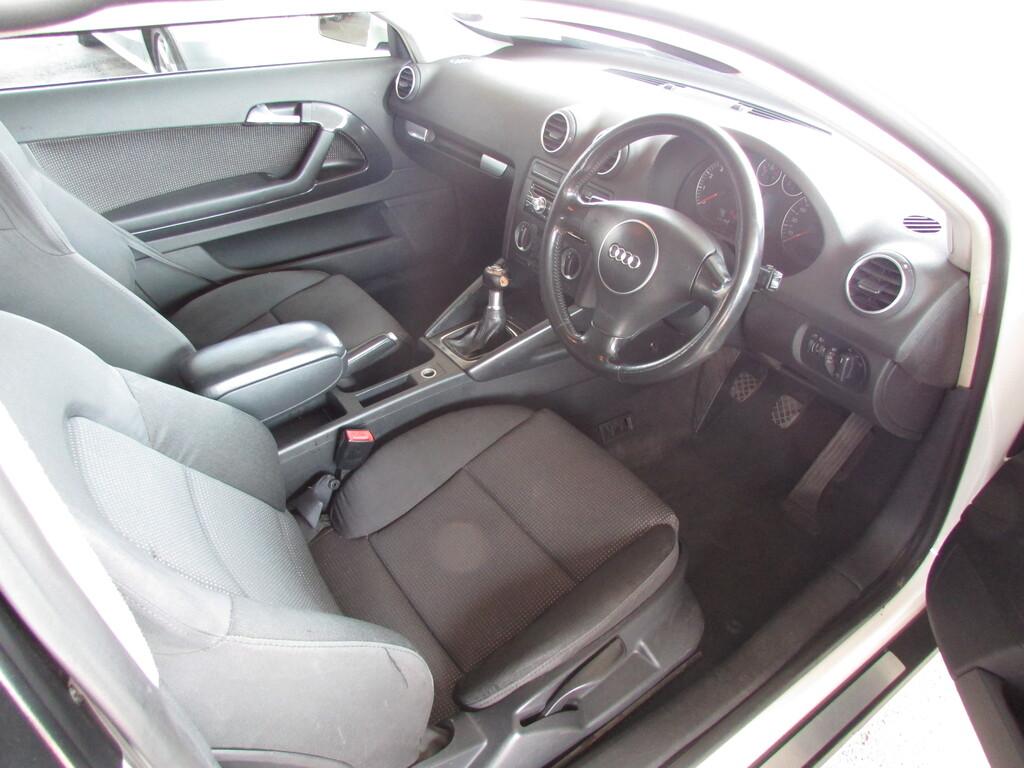 2005 Audi A3 3 door 2.0TFSI