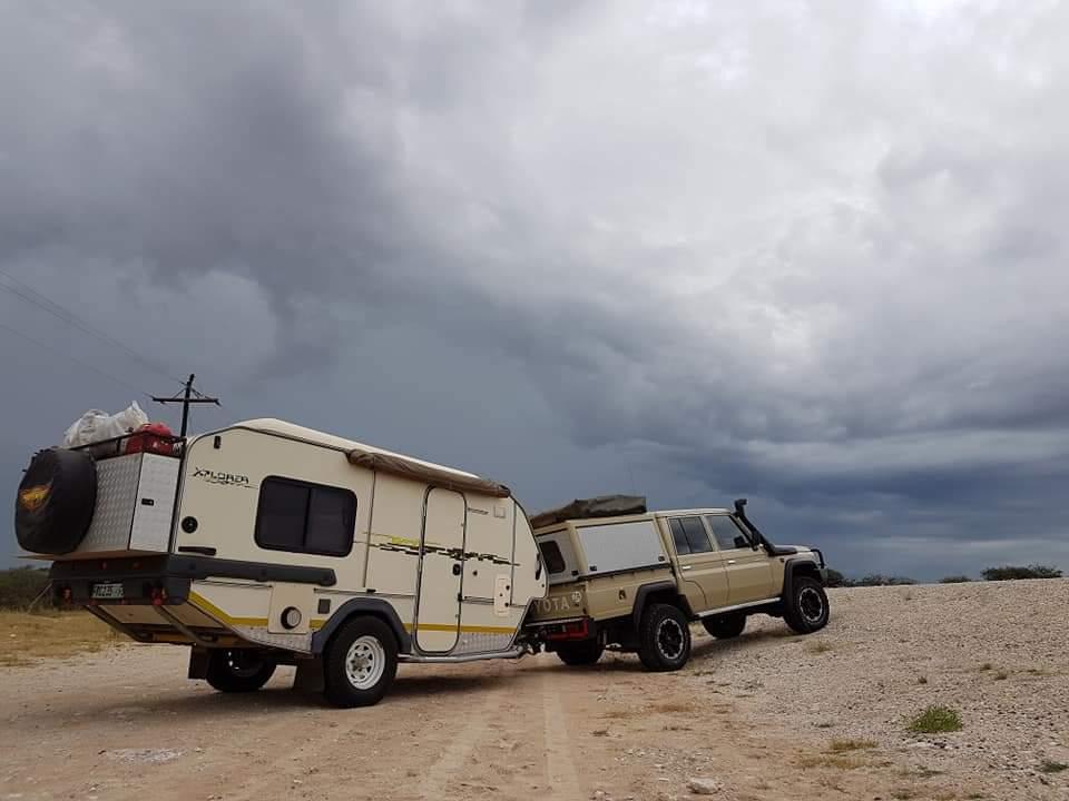 Jurgens Explorer Off Road Caravan for sale