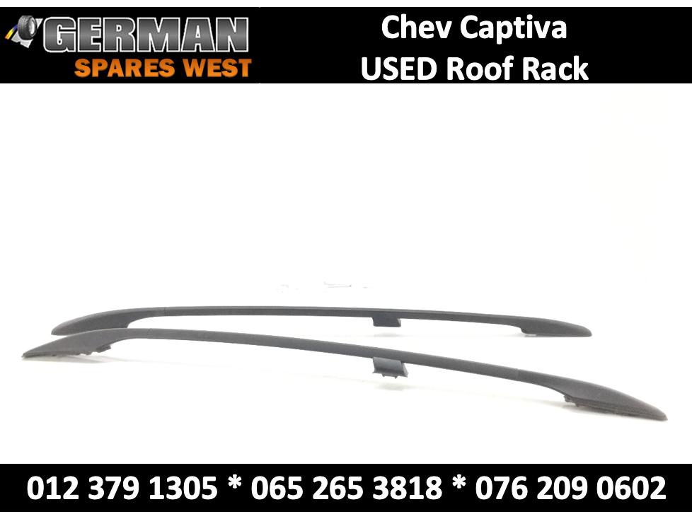 Chev Captiva USED Roof Rack