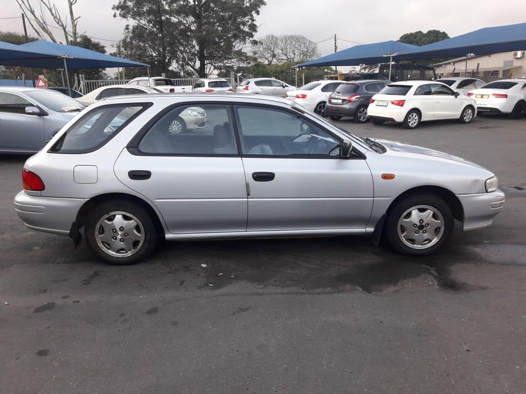1996 Subaru Impreza 2.0 R hatch Sportshift
