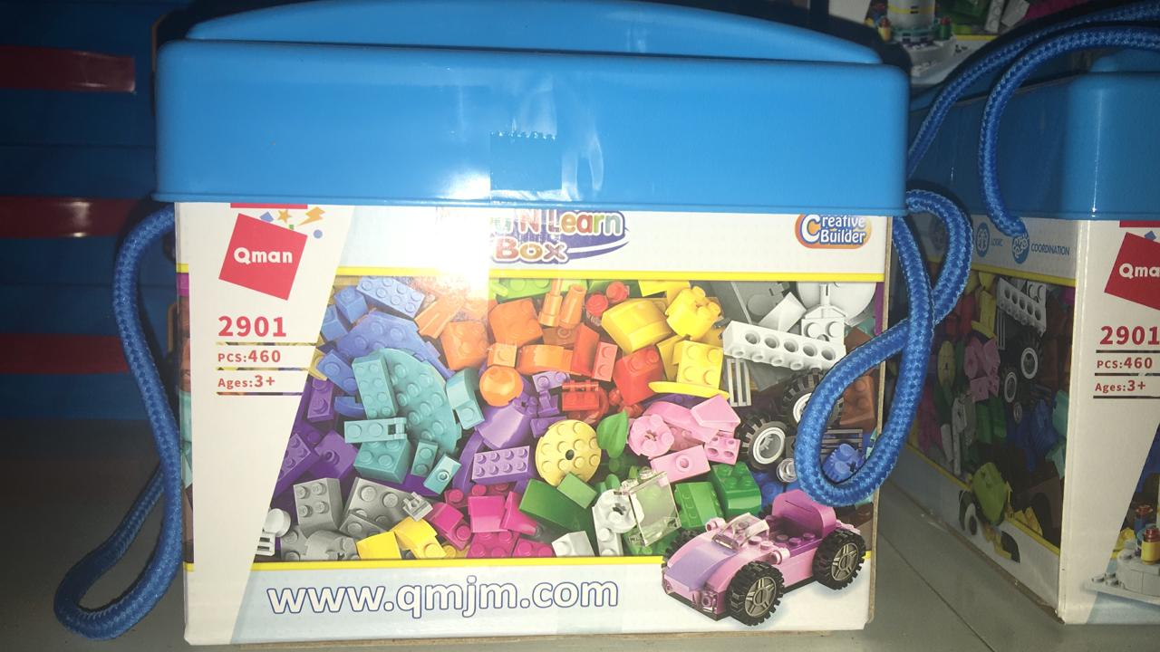 Building Blocks for boys and Girls
