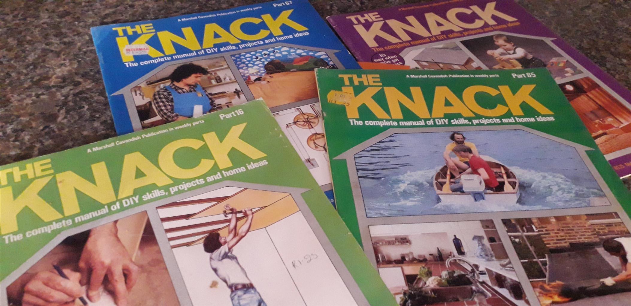 The Knack Book