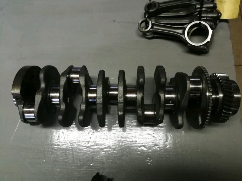 Vw 2.5TDI BAC Crankshaft