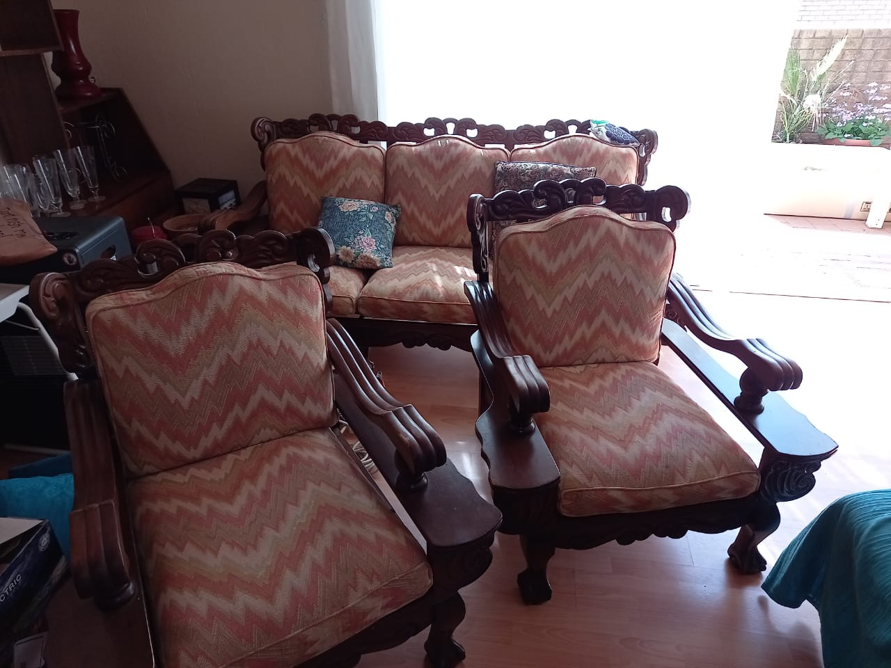 Antique Living Room Chairs for sale