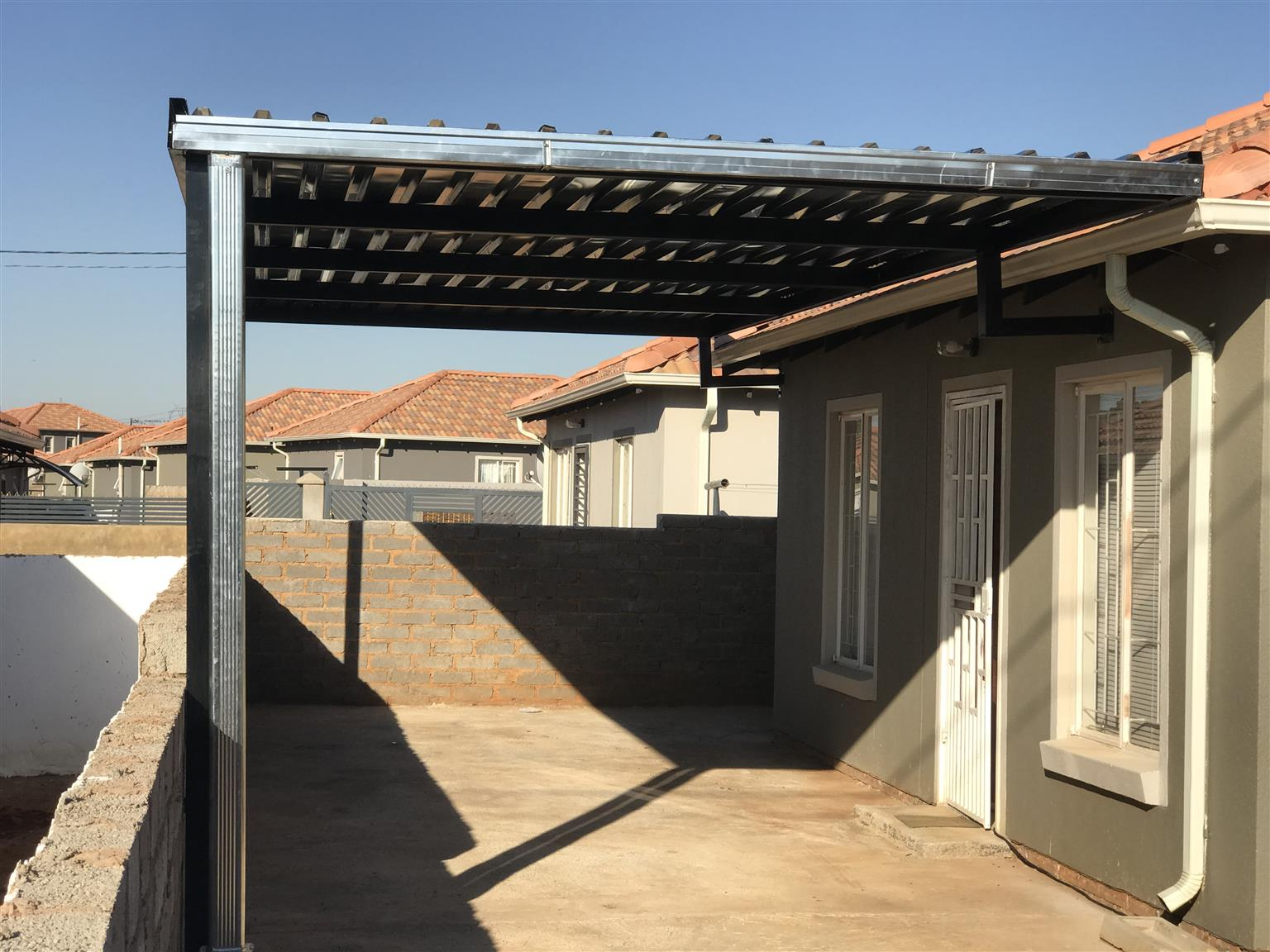 Carports and Structure