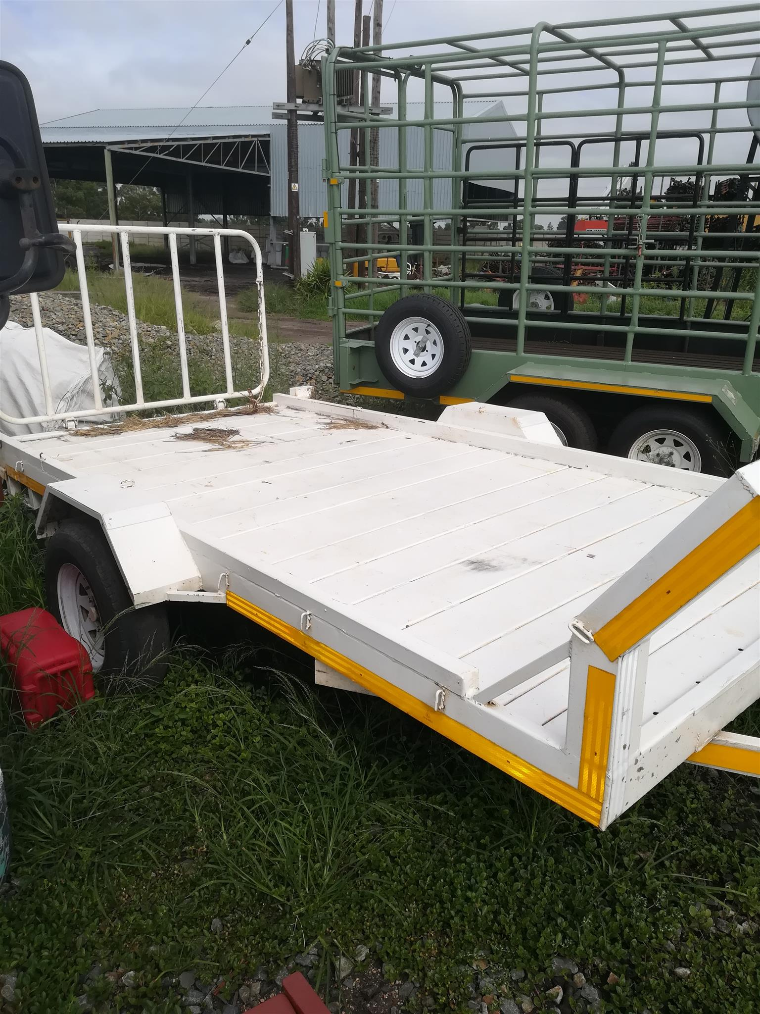 Bale trailer for sale