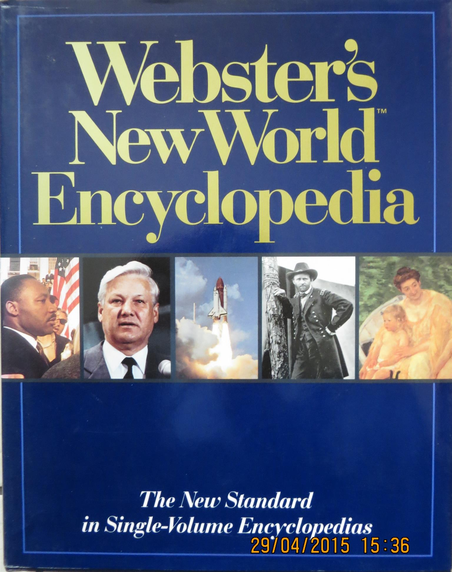 Webster's New World Encyclopedia