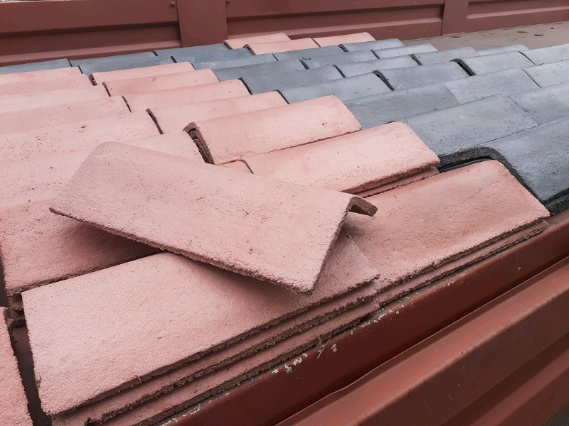 Marseille Roof Tiles And Ridges Junk Mail