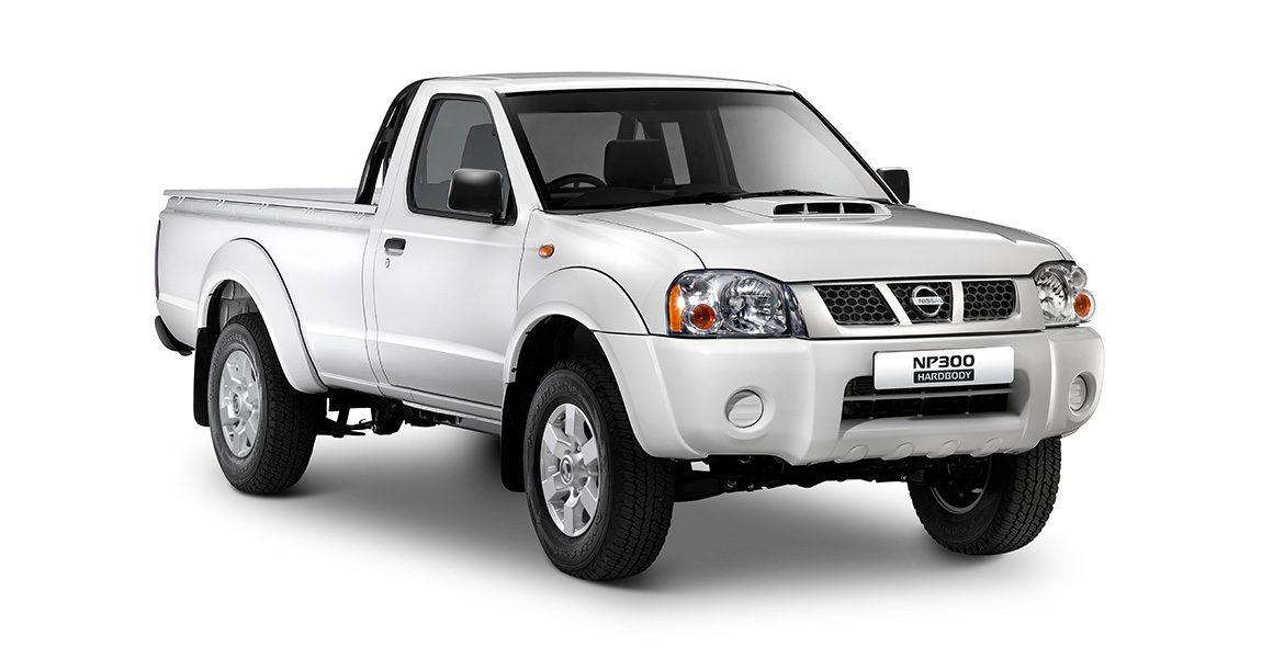 2020 Nissan NP300 Hardbody 2.5TDi (aircon)