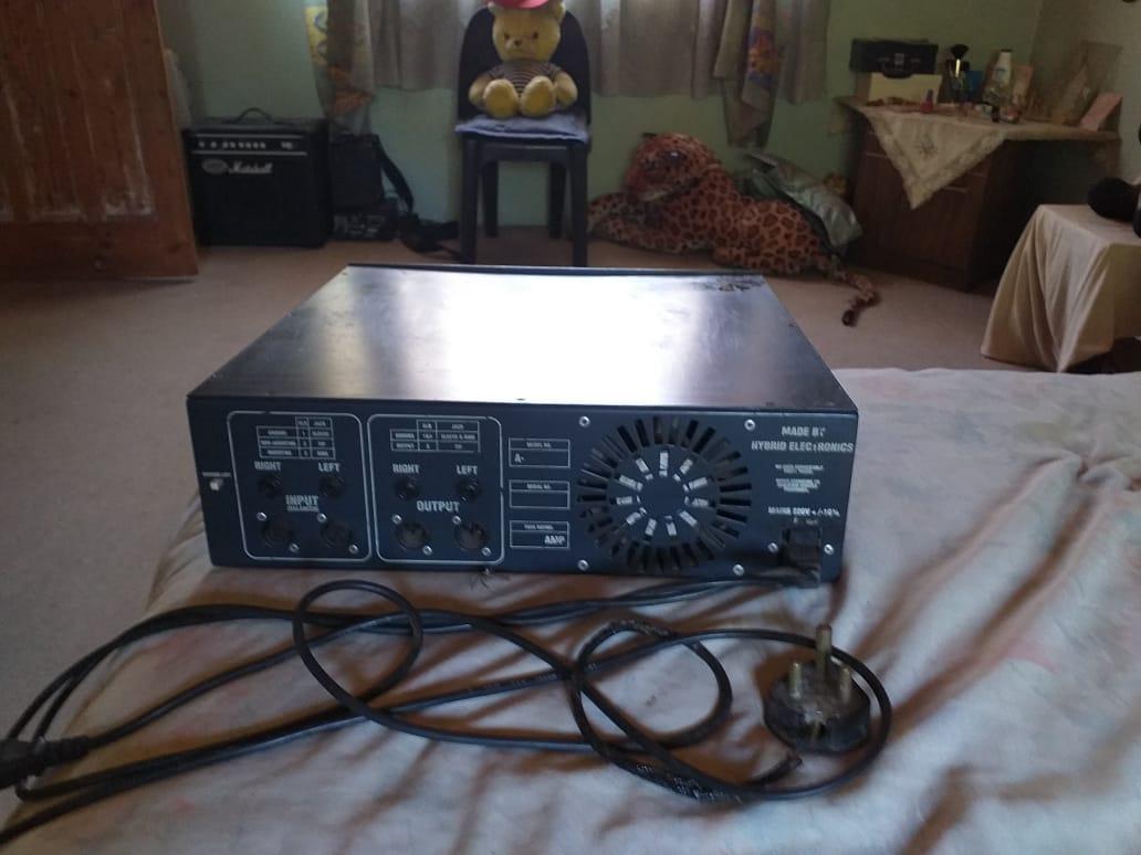 Amp Hybrid