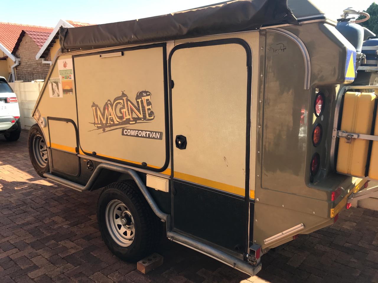 Three Birth Imagine Comfort Van