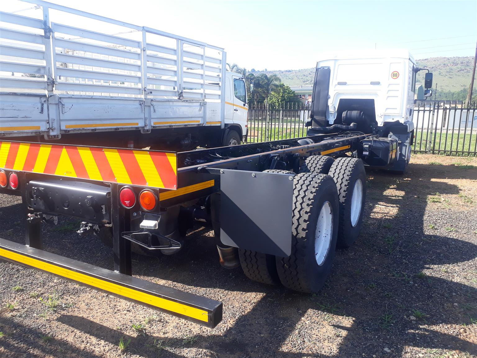 MAN TGM 25-280 long wheel base C/C