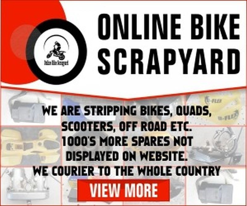 Nation Wide Bike spares and Parts Courier