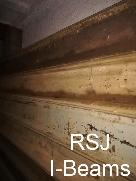 Structural steel (RSJ & Rails) for Sale