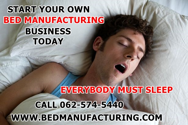 Factory ,making beds for sale