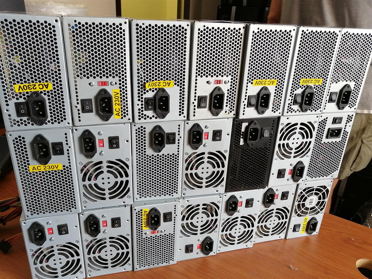 Refurbished L & C PowerSupply (450W)