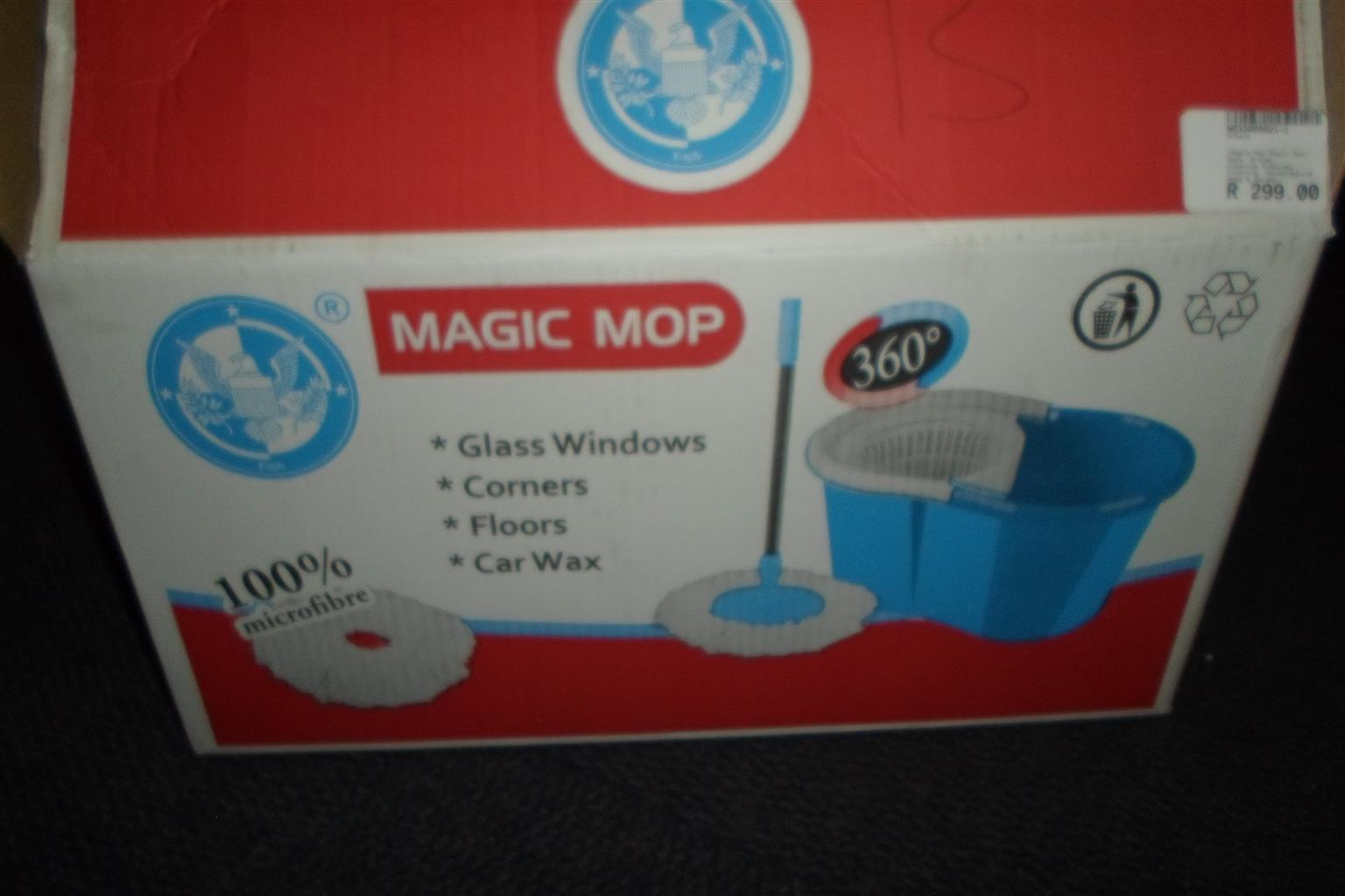 Magic Mops