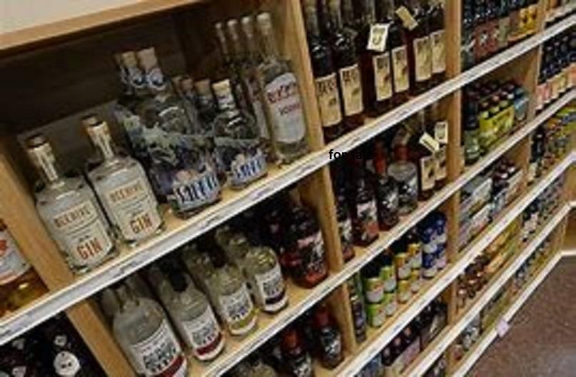 Liquor stores for sale !