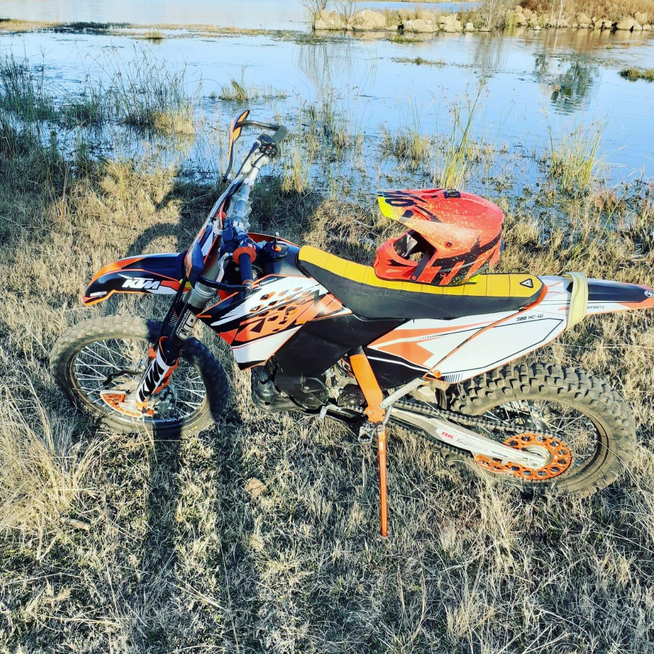 2009 KTM 350 EXC-F