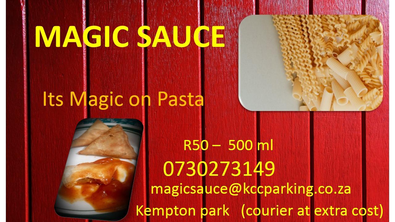 Magic Sauce