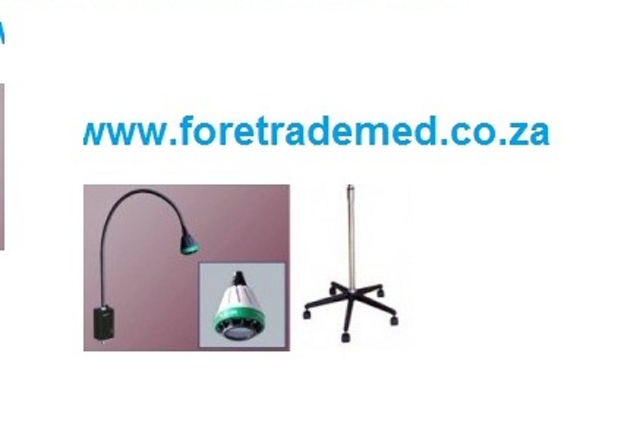 Brand New Examination Lamp Clamp Type Stand KD201B-A for only R2799