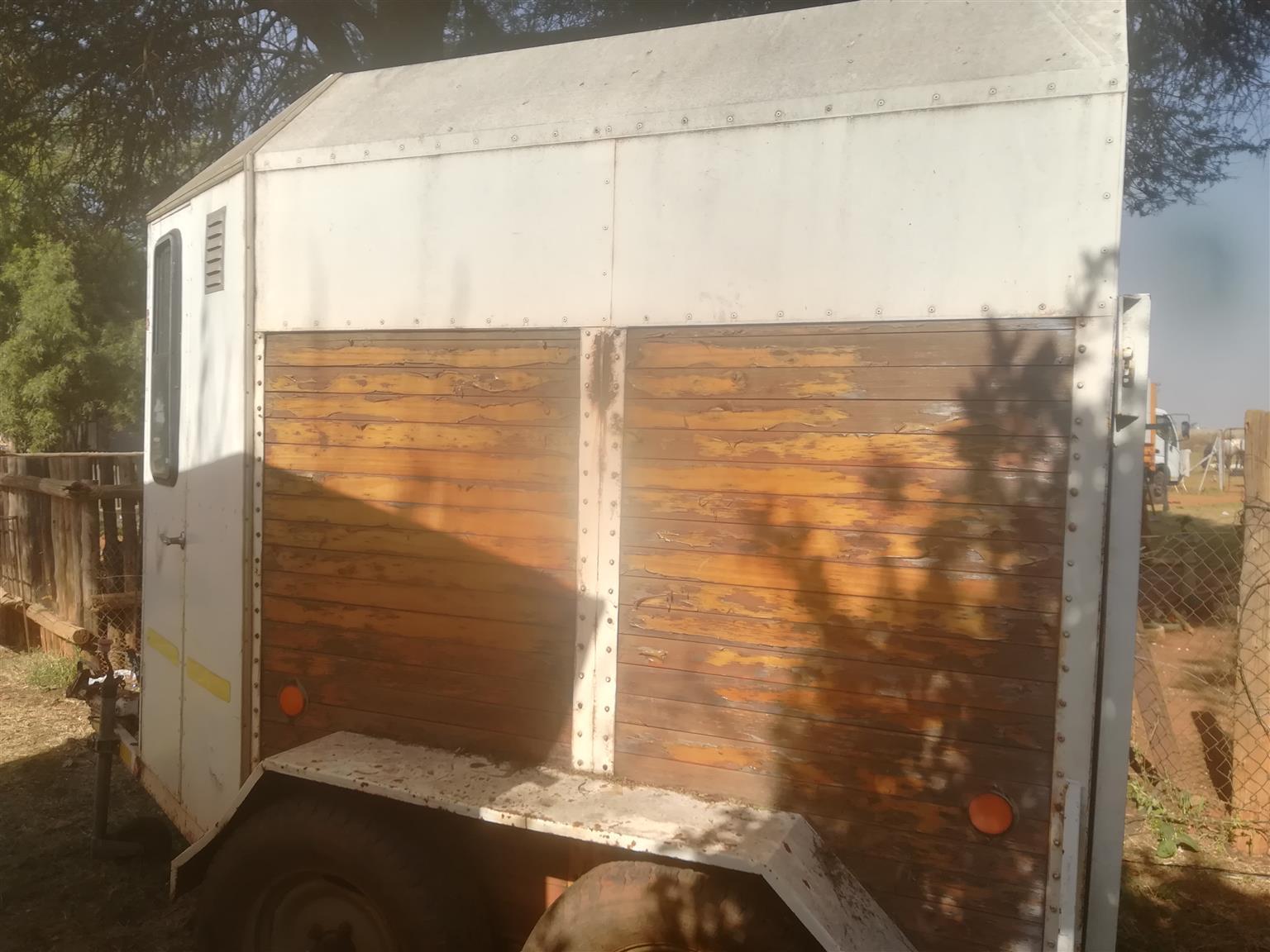 Horsebox for sale