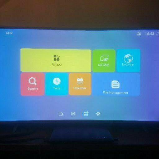 "55"" JVC Curved Smart TV"