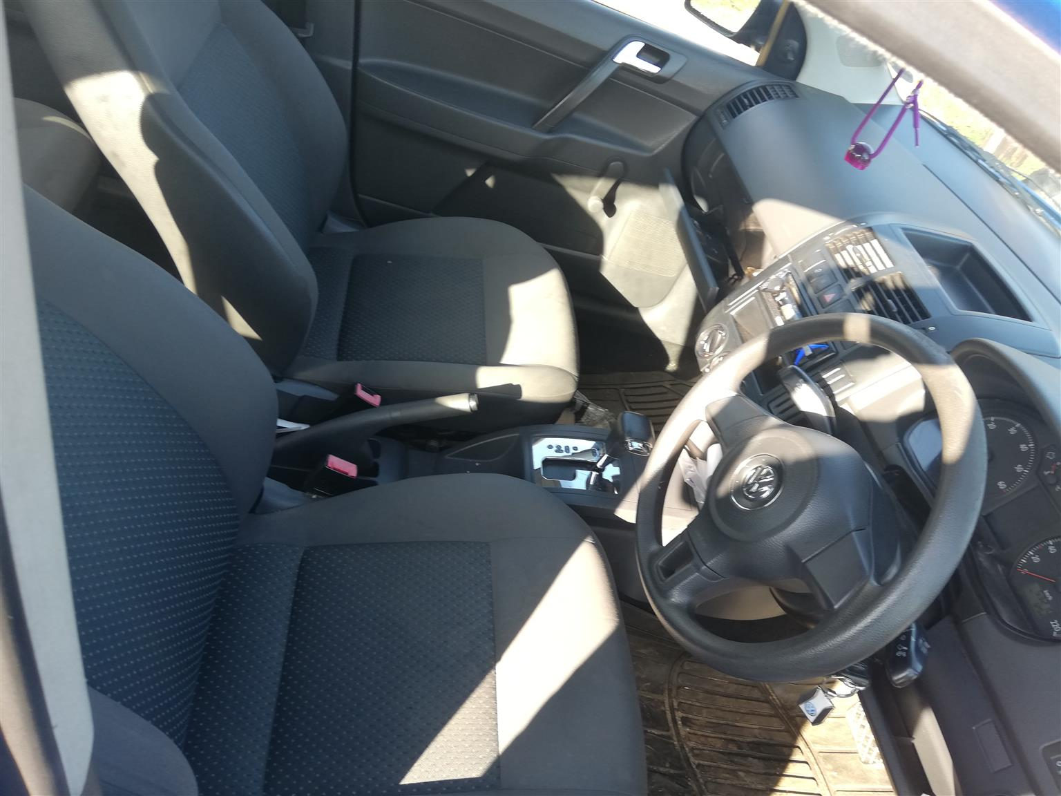2011 VW Polo Vivo 5 door 1.4 Trendline auto