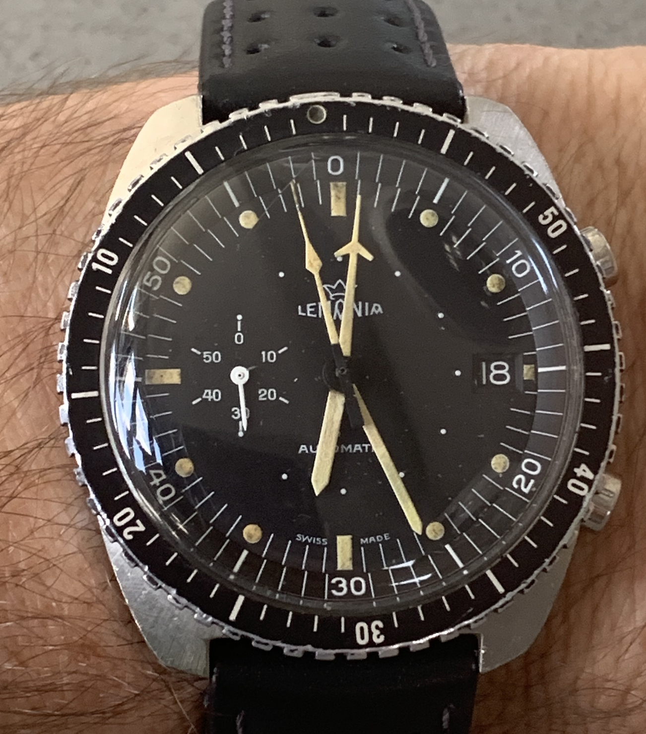 Looking to buy Lemania watches in ANY condition, working or not, any age, any condition. I will beat ANY price offered for these watches and will pay immediate cash.