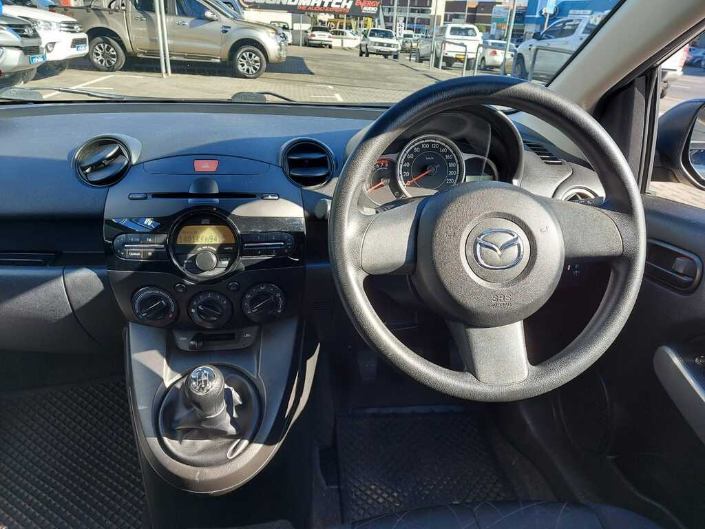 2012 Mazda 2 Mazda hatch 1.3 Active