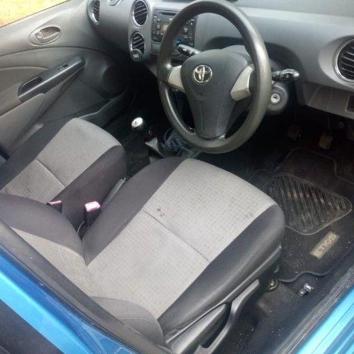 2014 Toyota Etios sedan ETIOS 1.5 Xs/SPRINT