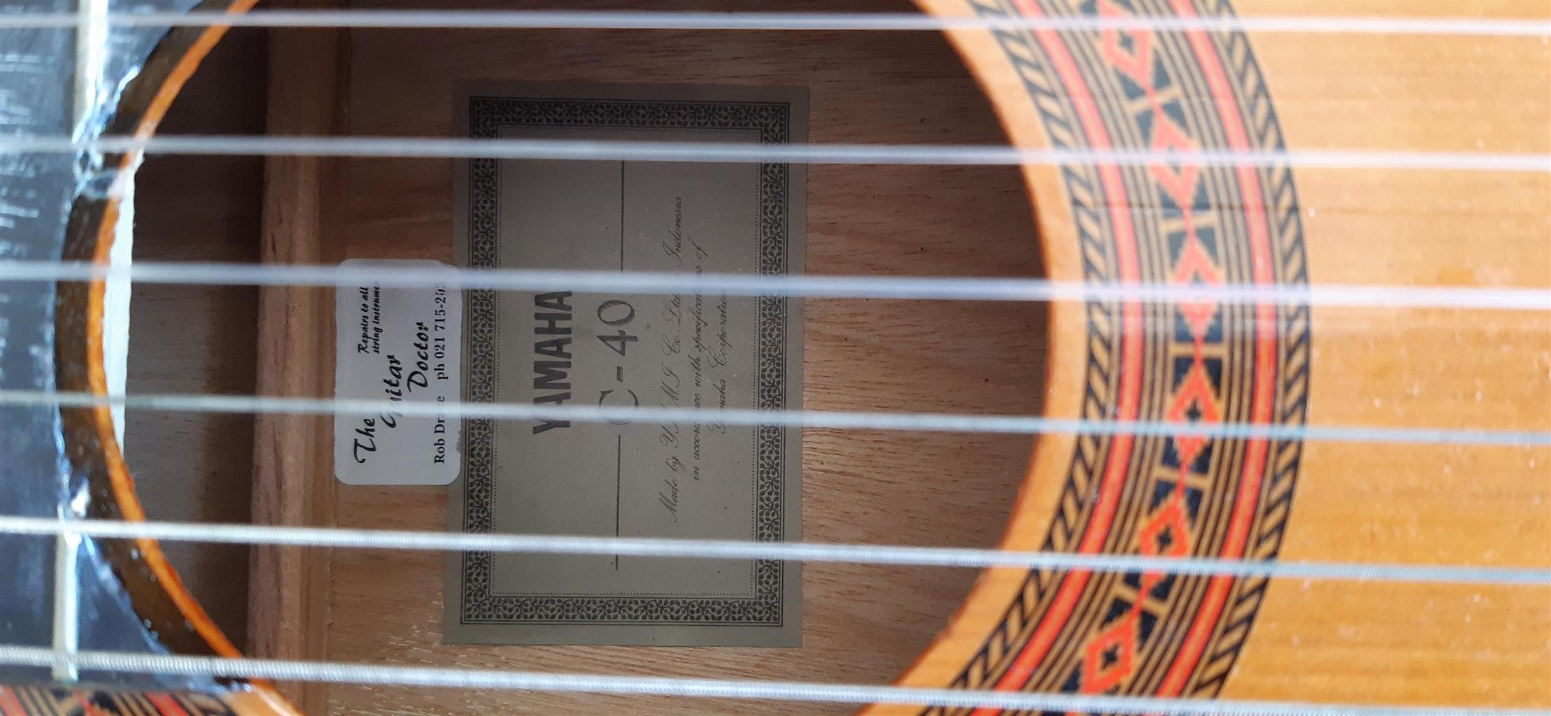 Yamaha guitar for sale