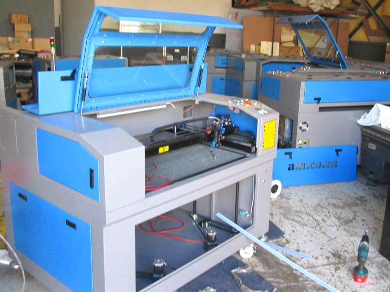 LC2-1810/100 TruCUT Performance Range 1800x1000mm Cabinet, Conveyor Table Laser Cutting