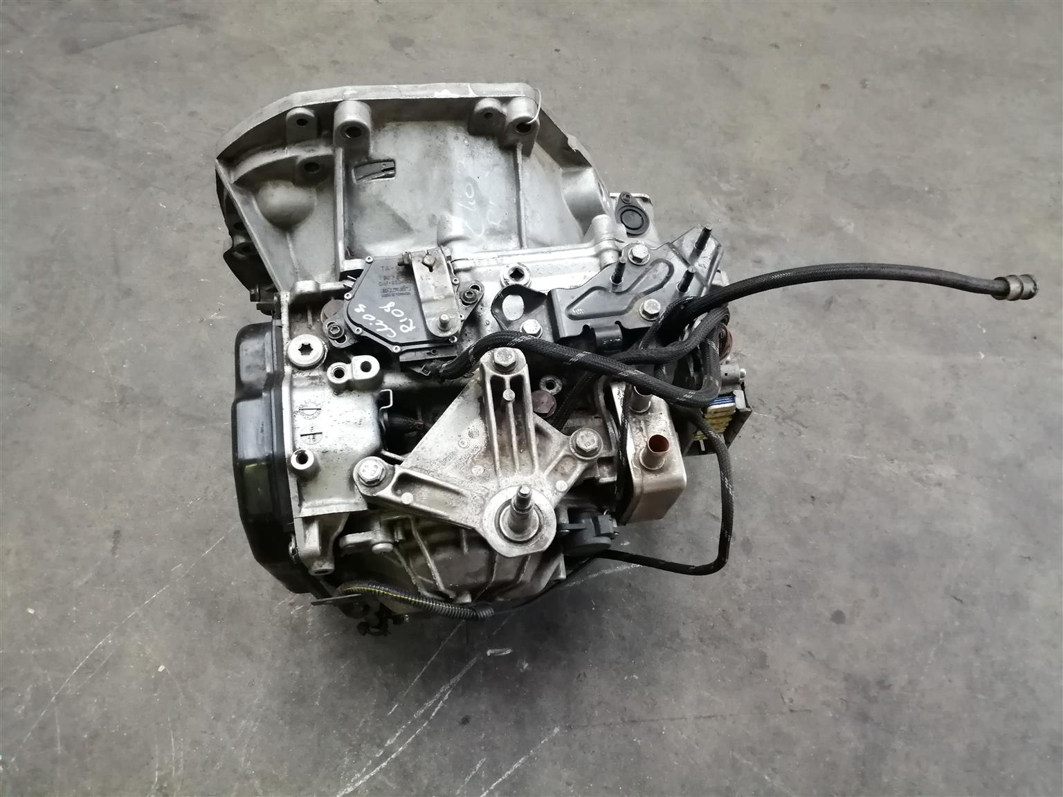 RENAULT CLIO III AUTOMATIC GEARBOX
