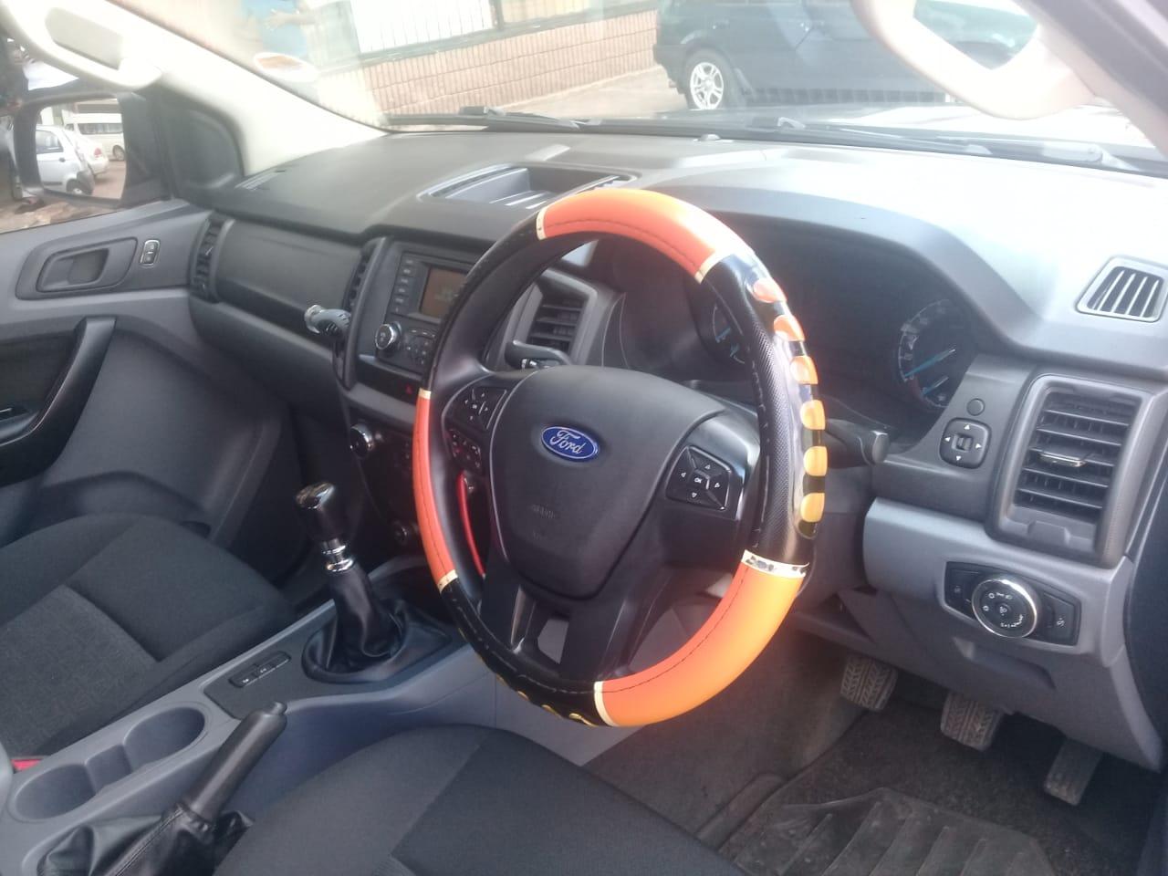 2016 Ford Ranger 2.5 double cab Hi Rider XL