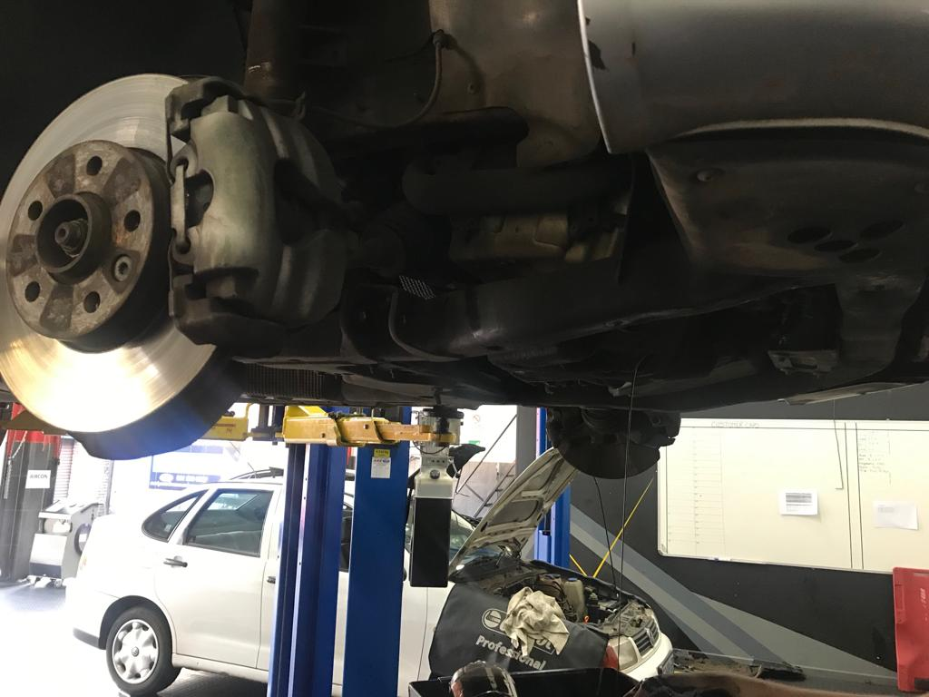 Volkswagen Amarok and Touareg Specialist repair Centre - RMI Accredited