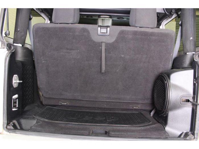 2012 Jeep Wrangler 3.6L Rubicon