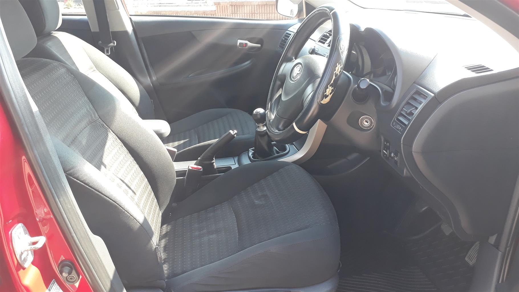 2009 Toyota Corolla 1.4 Professional