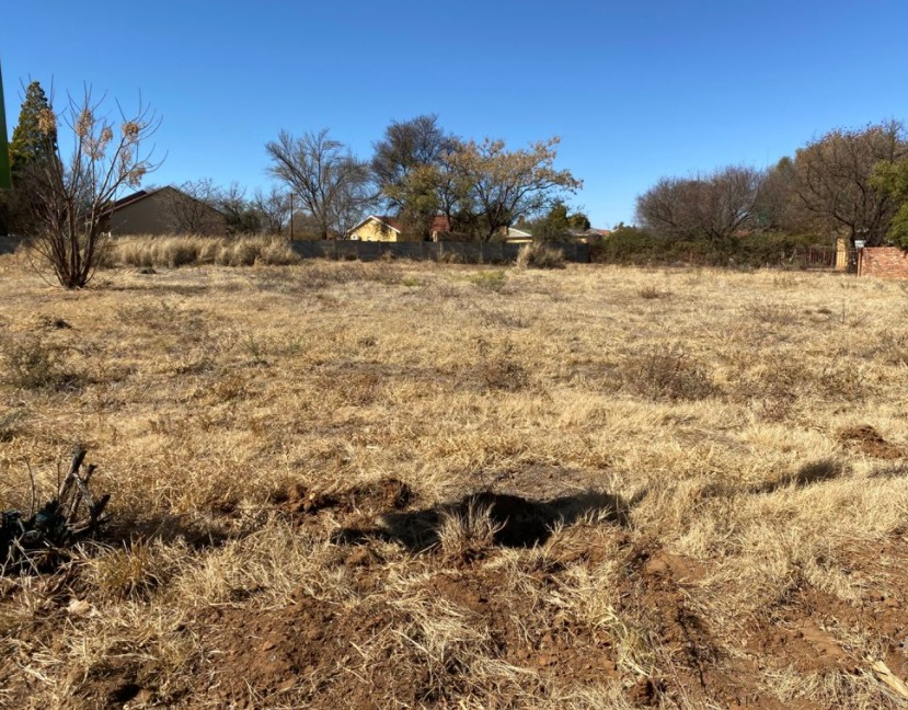 Vacant Land Residential For Sale in Hartbeesfontein