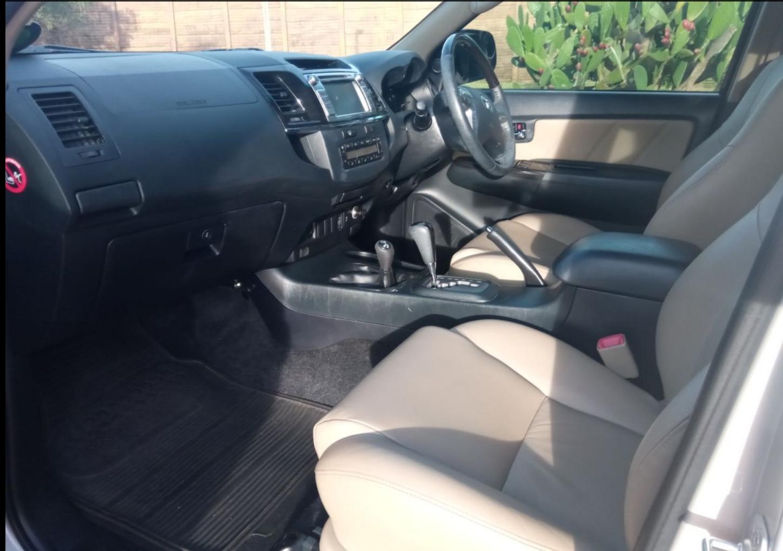 2016 Toyota Fortuner 3.0D 4D 4x4 Ltd edition auto