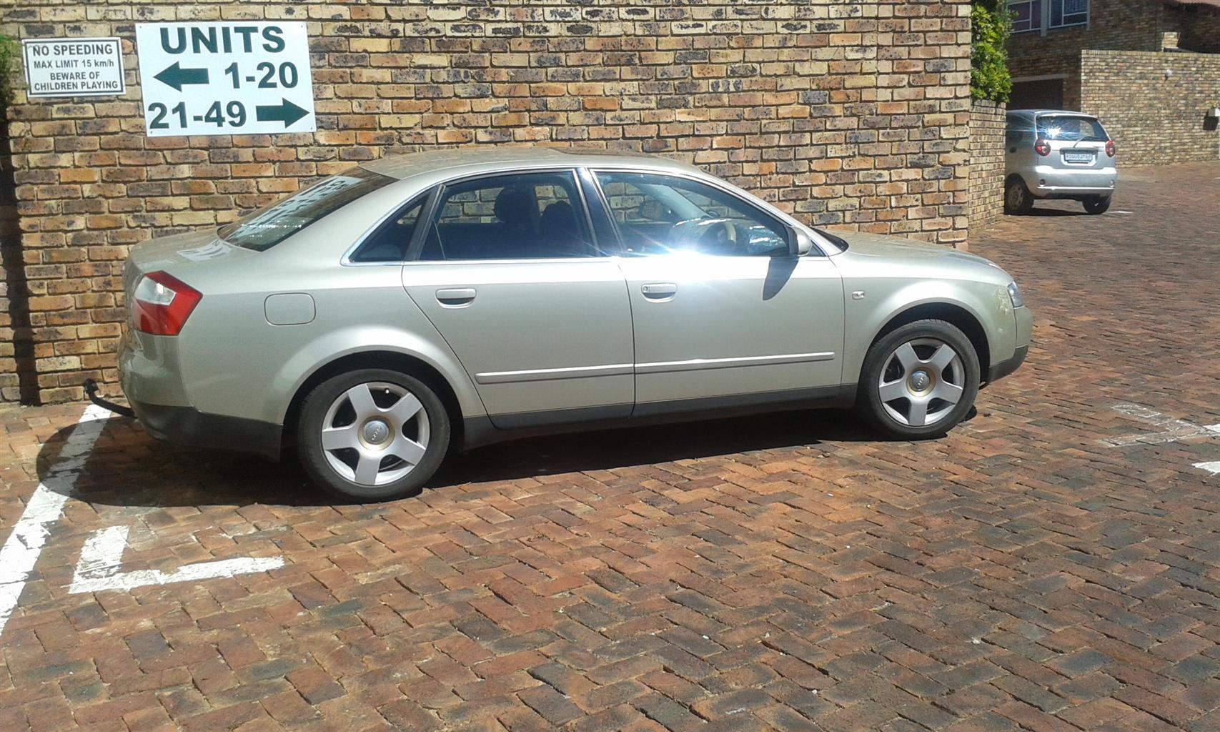 Audi Quattro Junk Mail - 2002 audi quattro