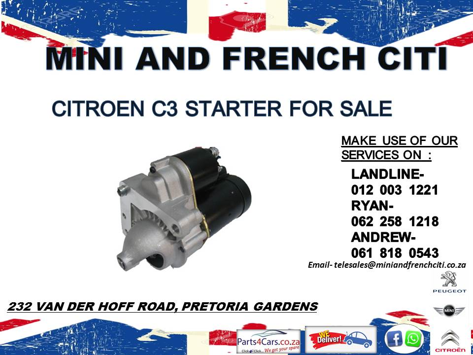 Auto Electrical Starters