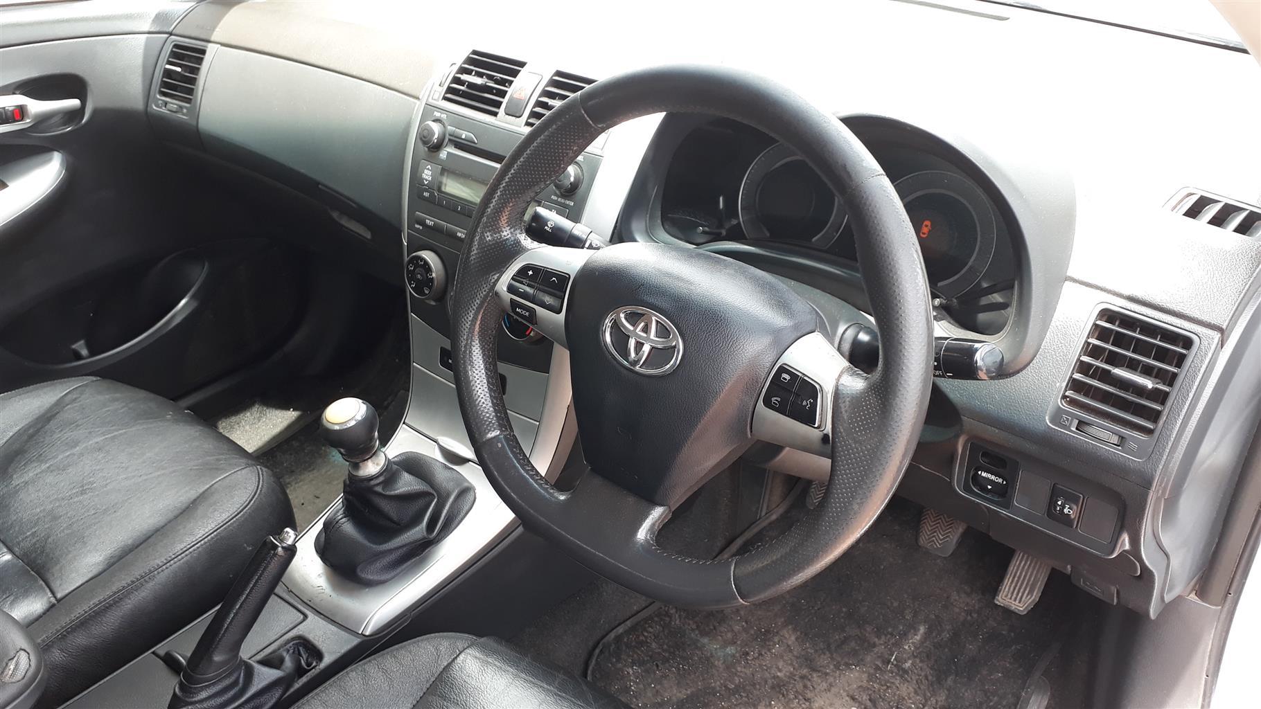 2011 Toyota Corolla 1.6 Professional