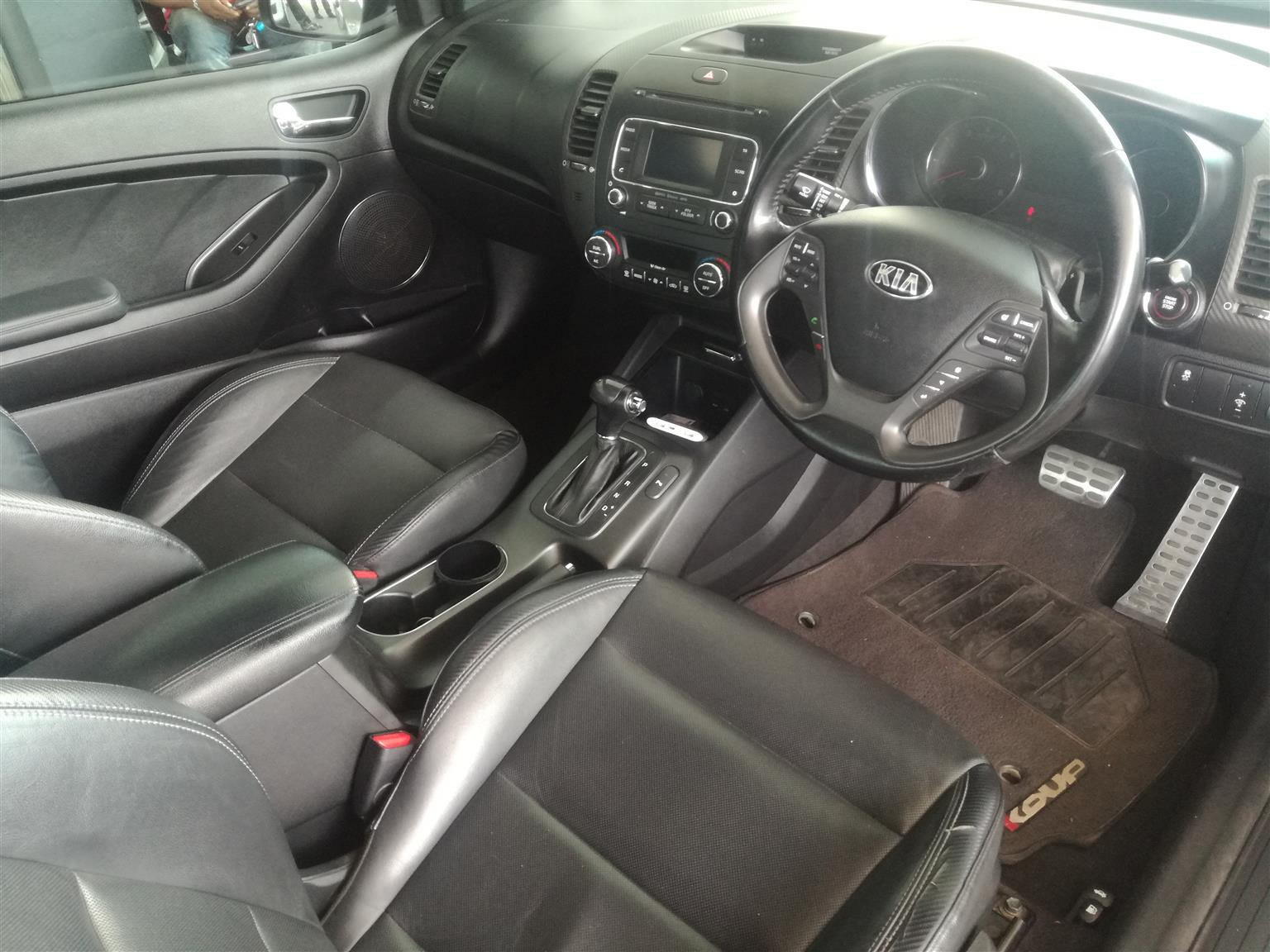 2015 Kia Cerato 1.6 EX 5 door automatic