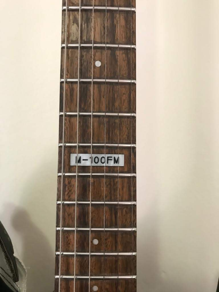 ESP LTD Electric Guitar, Takamine Acoustic Guitar, Roland Amp + Accessories