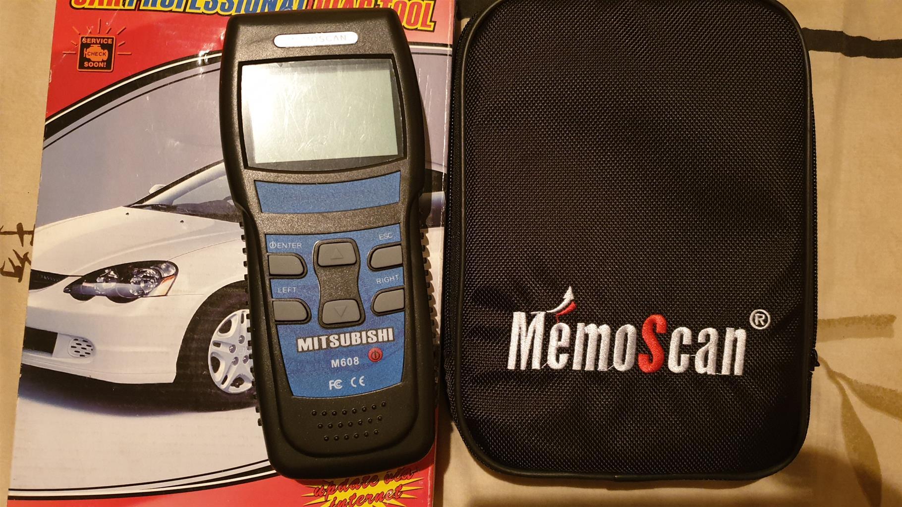 OBD2 diagnostic car scan tool computer